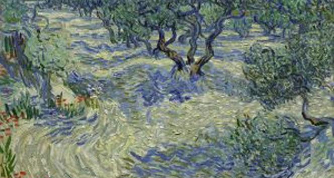 Van Goghun tablolarından birinde çekirge bulundu