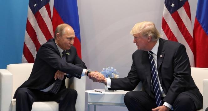 Beyaz Saray: Trump ve Putin, Vietnamda ayrı bir görüşme yapmayacak