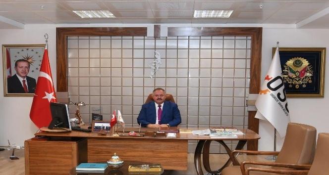 Kayseri OSB Yönetim Kurulu Başkanı Tahir Nursaçan'dan 10 Kasım mesajı