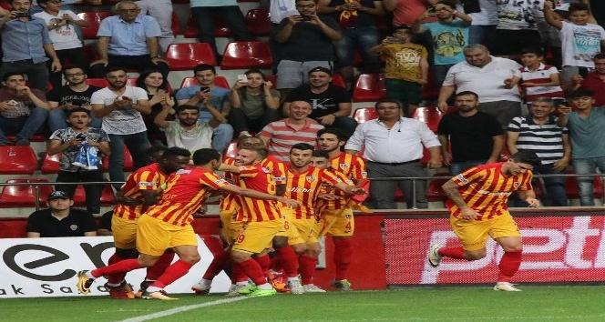 Kayserispor'un bileği Kadir Has'ta bükülmüyor