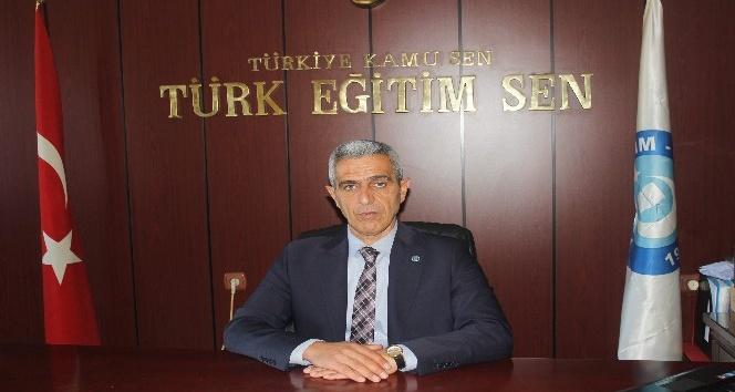 Türk Eğitim Sen norm fazlası öğretmenleri milli eğitime sordu