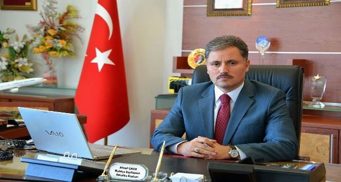 Başkan Çakır'ın 10 Kasım mesajı