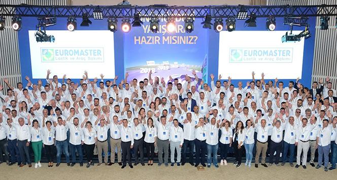 Euromaster 5inci yılını iş ortaklarıyla kutladı