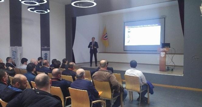 Trabzon'da ihracatta e-dönüşümü anlattılar