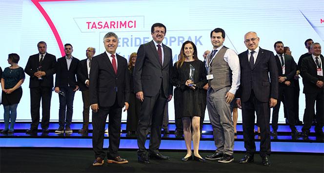 Ersaya Design Turkey 2017den İyi Tasarım ödülü
