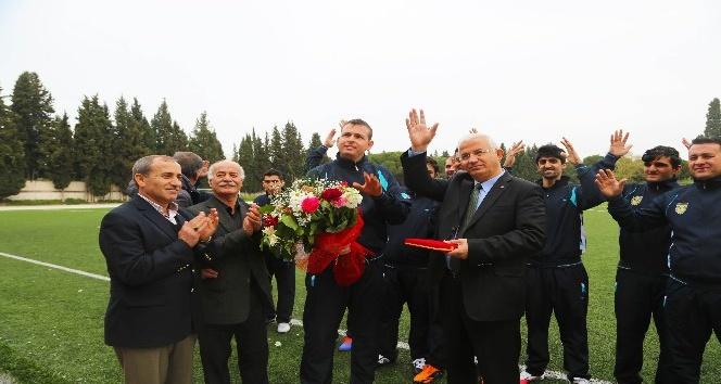 Torbalı'daki Göztepe tesislerinin lansmanı 13 Kasım'da