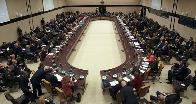 NATO Savunma Bakanları toplantısı ikinci gününde