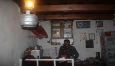 Artvinin Yusufeli ilçesi Yokuşlu köyünün elektrik çilesi
