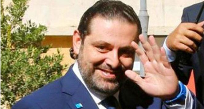 Lübnan eski Başbakanı Haririnin alıkonulduğu iddia edildi
