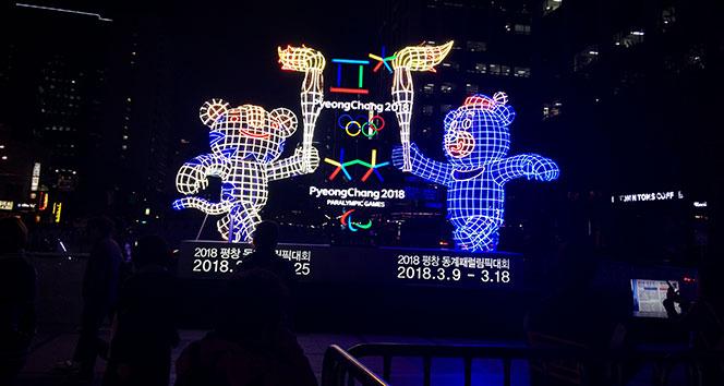 Olimpiyat Işığı Seulde