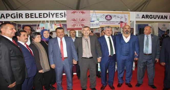 Arapgir İstanbul'a taşındı