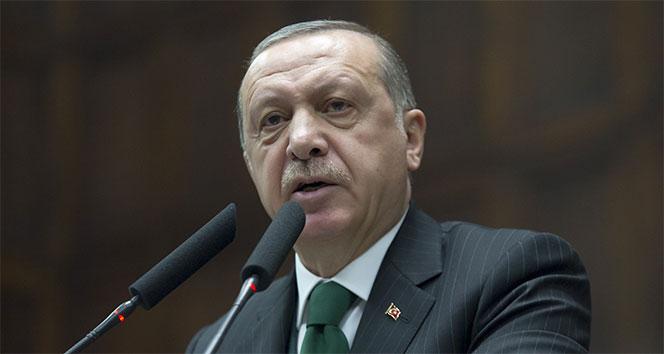 Cumhurbaşkanı Erdoğan: Şerefsizlerin emir aldıkları yerlere boyun eğmedik, eğmeyeceğiz