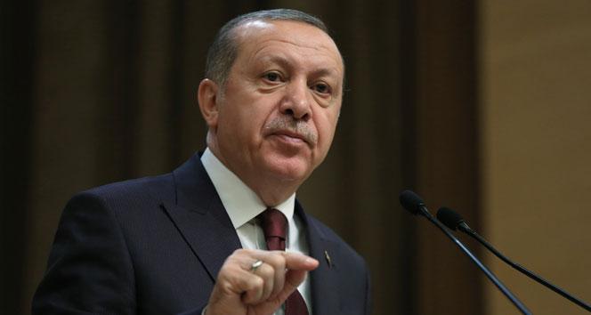 Cumhurbaşkanı Erdoğan: 'Gereği neyse bunu yapmak durumundayız'