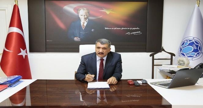 Başkan Gürkan'dan 10 Kasım mesajı