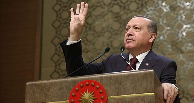 Cumhurbaşkanı Erdoğan: Kontrollü darbe varsa artistlerinden birisi sensin