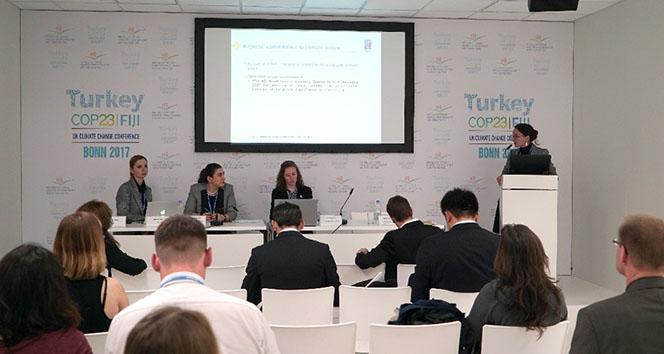 Dev proje BM İklim Konferansında