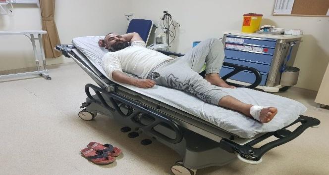 Ünlü boksçu kazayla kendini vurdu