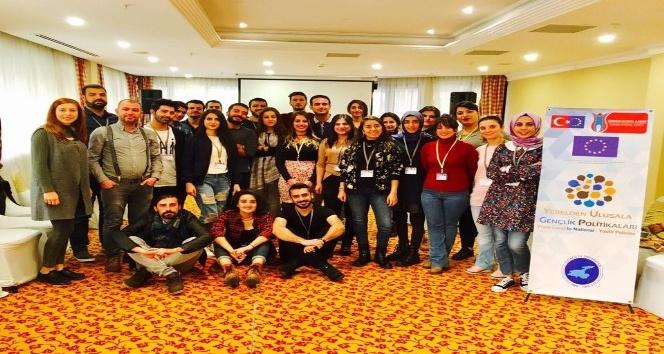 Diyarbakır'da gençlik politikaları toplantısı yapıldı