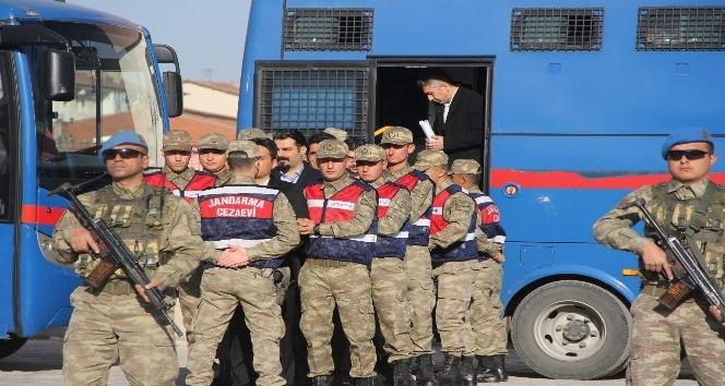 Malatya'daki FETÖ/PDY davasına devam ediliyor
