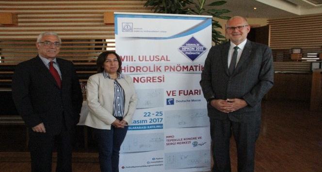 Ulusal Hidrolik Pnömatik Kongresi İzmir'de düzenlenecek