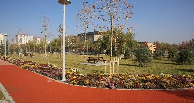 3 milyon TL'lik AGÜ-Sümer Park açılıyor