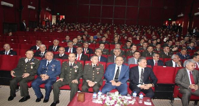 Atatürk ölümünün 79.yıl dönümünde anıldı
