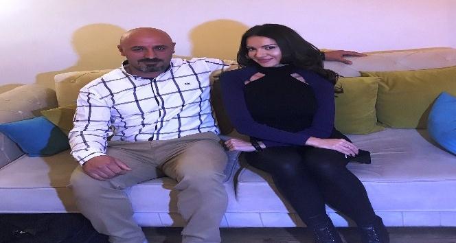 Şarkıcı Otilla Türk karateci ile gösteri maçı yapacak