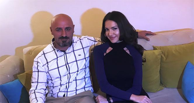Şarkıcı Otilia Türk karateci ile gösteri maçı yapacak