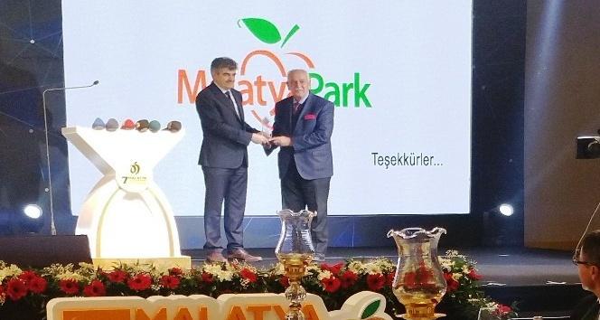 Film Festivali sponsoru Malatya Park plaket ile ödüllendirildi