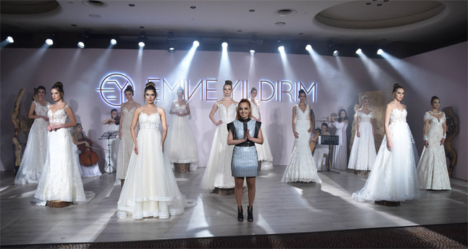 2018 gelinlik modasına 'Yıldırım' damgası