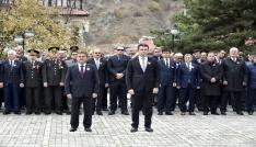 Gümüşhanede 10 Kasım Atatürkü anma etkinlikleri