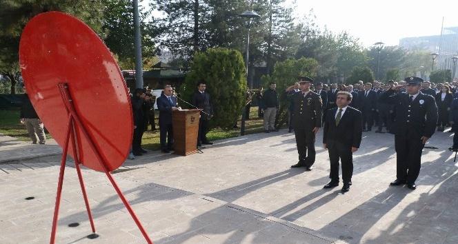 Atatürk, Güneydoğu'da törenlerle anıldı