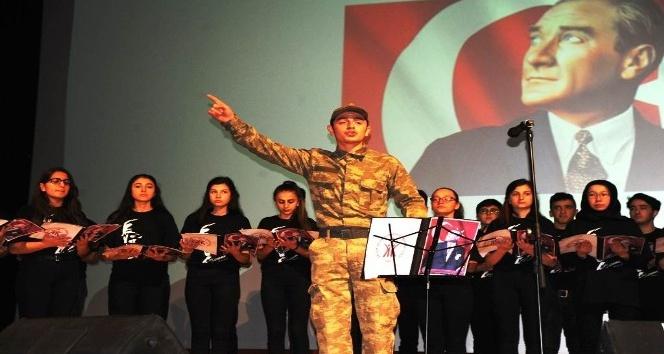 Artvin'de 10 Kasım Atatürk'ü anma etkinlikleri