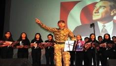 Artvinde 10 Kasım Atatürkü anma etkinlikleri