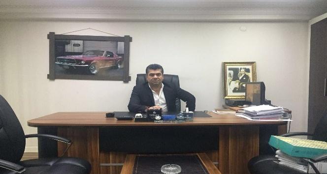 Veysi Barlık, İzmir il başkanı oldu