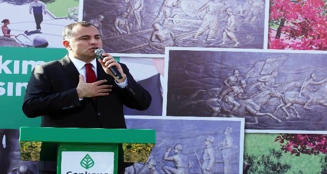 Kurtuluş Savaşı destanı Çankaya'da anıtlaştı
