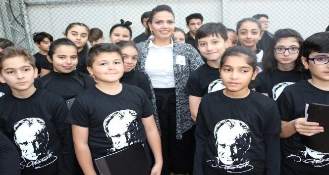 Çamlıca Okullarında 10 Kasım hüznü