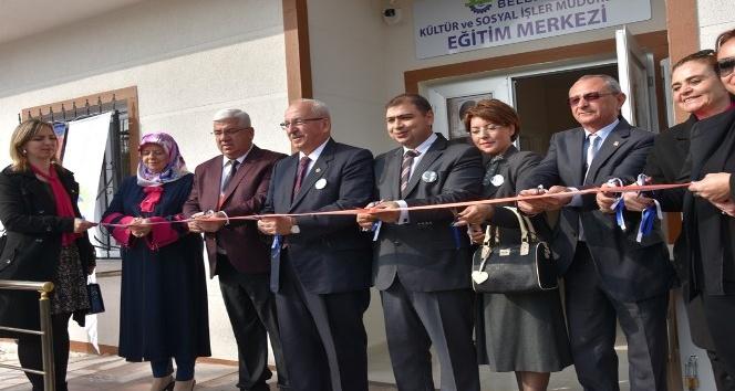 Zübeyde Hanım Parkı Açıldı