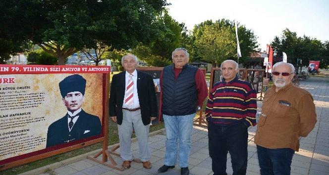 Ortaca'da 'Fotoğraflarla Atatürk' sergisi