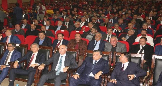 Ağrı'da 'Sporun Enleri' ödül töreni düzenlendi