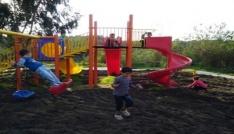Samandağa yeni parklar kazandırılıyor