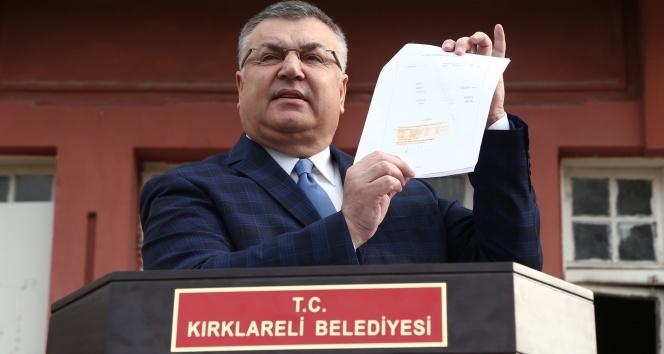 Başkan Kesimoğlundan tarihi gar binası açıklaması