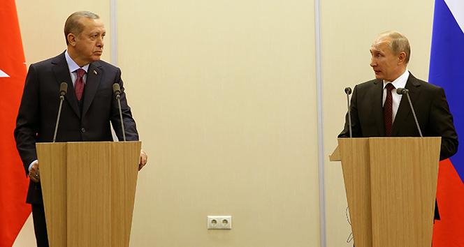 Cumhurbaşkanı Erdoğan: Suriyede siyasi bir çözüm olmasında mutabıkız