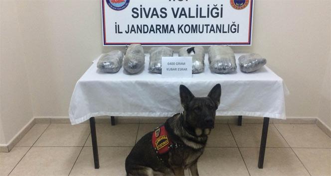 Uyuşturucu kaçakçıları 'Geçim'den geçemedi