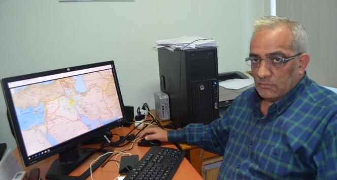 İran-Irak sınırındaki depremi yorumladı