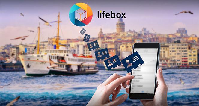 lifeboxdan telefon rehberini yedekleme özelliği
