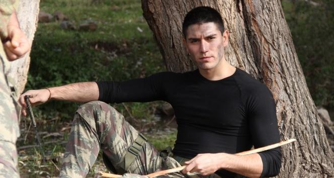 Genç oyuncu Doğan Bayraktar ilk dizisindeki sniper rolünü sevdi