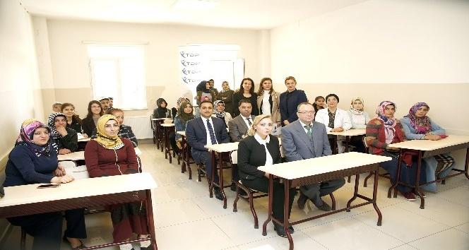 Şehitkamil'de 2017-2018 yılı Açıköğretim kursları başladı