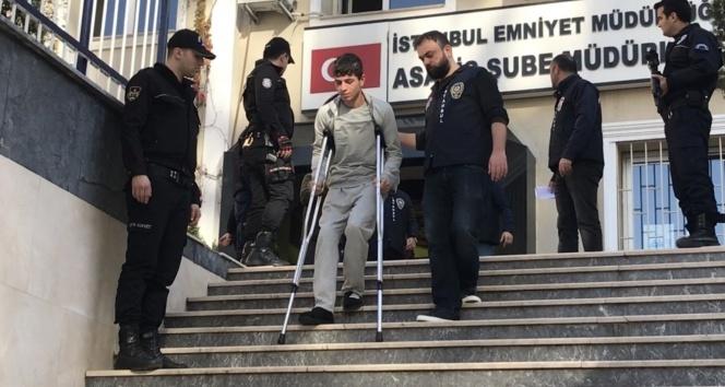 İstanbulda örgütlü hırsızlık çetesine nefes kesen operasyon