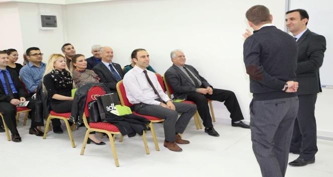 Öğretmenlere ve velilere seminer